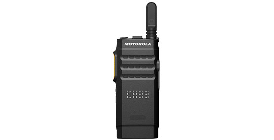 Motorola SL300 Digital / DMR Portable Radio
